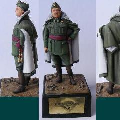 Franco tábornok, 54 mm